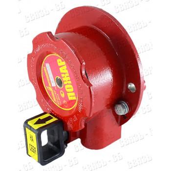 ИП 535-07е (компл. 04), Извещатель пожарный ручной взрывозащищенный, в комплекте 1 кабельный ввод и