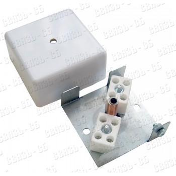 Коробка монтажная огнестойкая  КМ-0 (4 к)